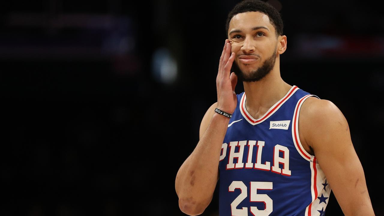 Ben Simmons is not yet the complete package.