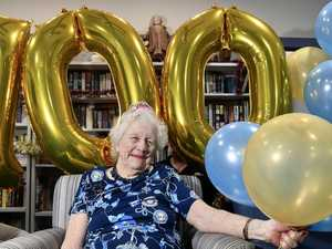 Grandma's fruity secret to living for a century
