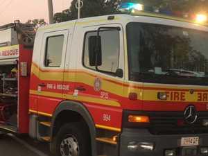 Home with family inside destroyed in blaze