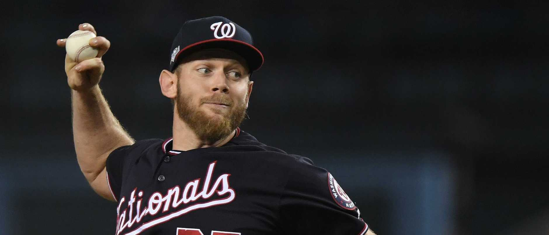 Stephen Strasburg has money to burn.