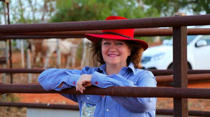Gina Rinehart says rogue cattle operators should 'get out'