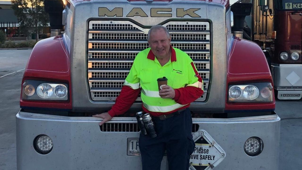MORE OPTIONS: John Readford, now 68, would like the restrictions eased for older MC drivers in NSW.