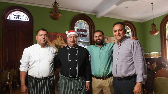 Restaurant serving free meals on Christmas Day
