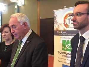 Paul Antonio Toowoomba economy growth