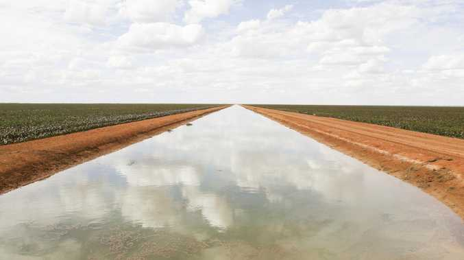 $1.2m plan to block water for drought stricken farmers