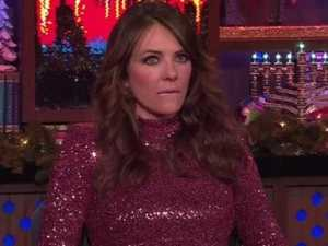 Liz Hurley reveals A-lister was 'best kisser'