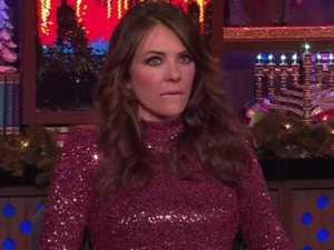 Liz Hurley reveals A-lister was 'best kisser'