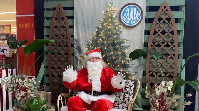 Santa makes special visit to Yamba