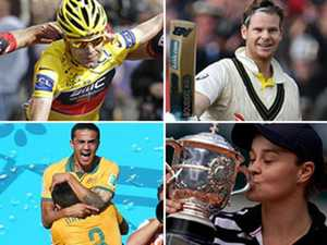 The 10 best Aussie sport stars of the decade