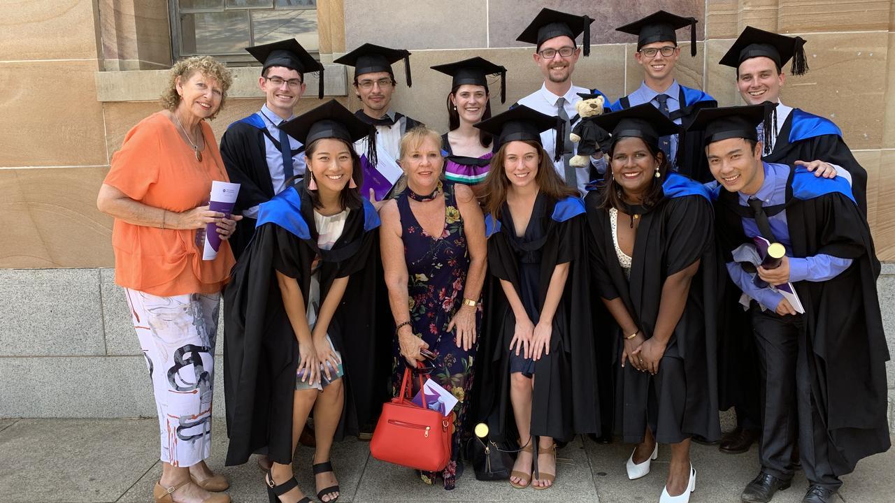 TOP WORK: Twelve Queensland University students from Hervey Bay are set to graduate.