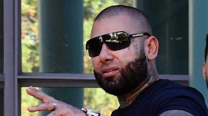I'm being driven into a dark place, says ex-bikie boss