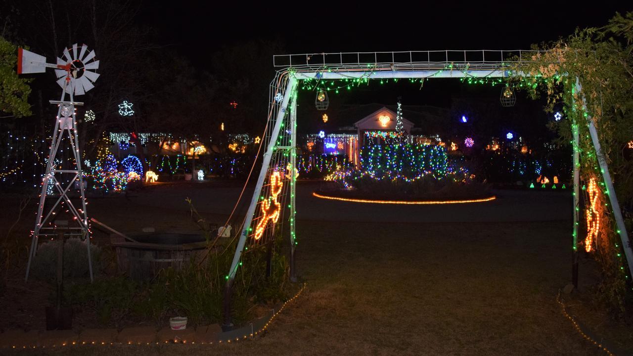 159 Chinchilla Wondai Chinchilla Road.