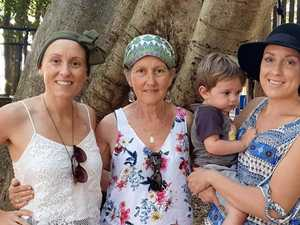 Family knocked down by triple cancer tragedy