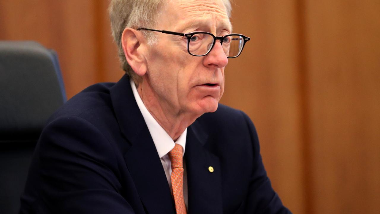 Former High Court justice and royal commissioner Kenneth Hayne. Picture: David Geraghty/The Australian