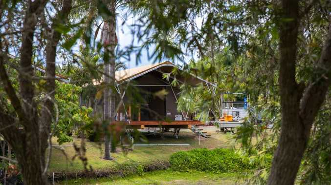 New glamping experience to provide an escape