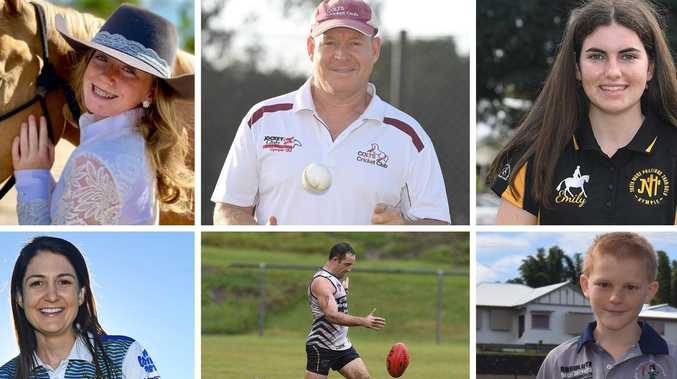 VOTE NOW: Who will be Gympie's Athlete of the year?