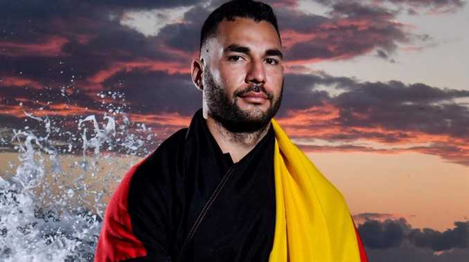 Indigenous stars back anthem axe