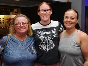 South Mackay residents Cheryl Taylor, Rosie Taylor