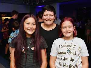 Keeley Dixon, 12, Charli Dixon and Kadie Dixon, 10