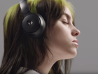 Billie Eilish in Apple's release of the Beats Solo Pro.