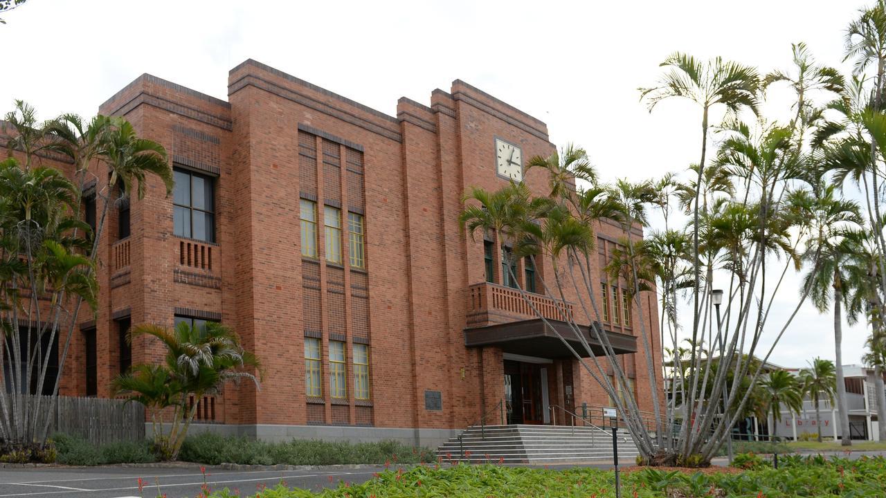 Rockhampton Regional Council, RRC, City Hall on Bolsover Street. Photo: Chris Ison / The Morning Bulletin