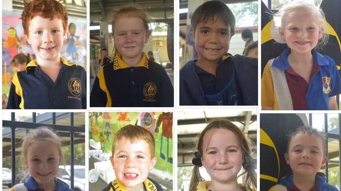 Maranoa's Prep students finish huge first year at school