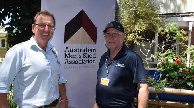 Expo a hit for the Men's Shed