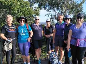 Women unite for fitness adventures