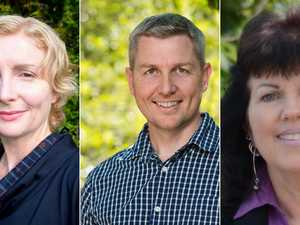 Greens confirm trio to take on vacant council seats