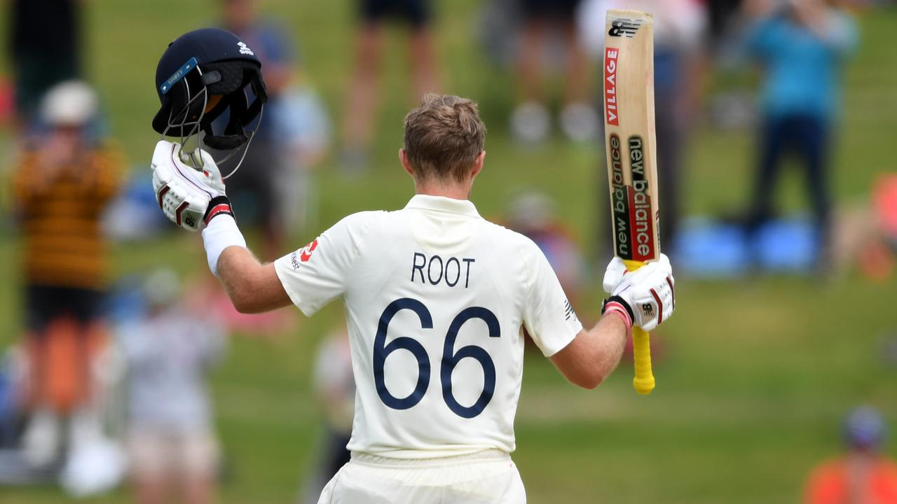 England captain Joe Root. Picture: Getty Images