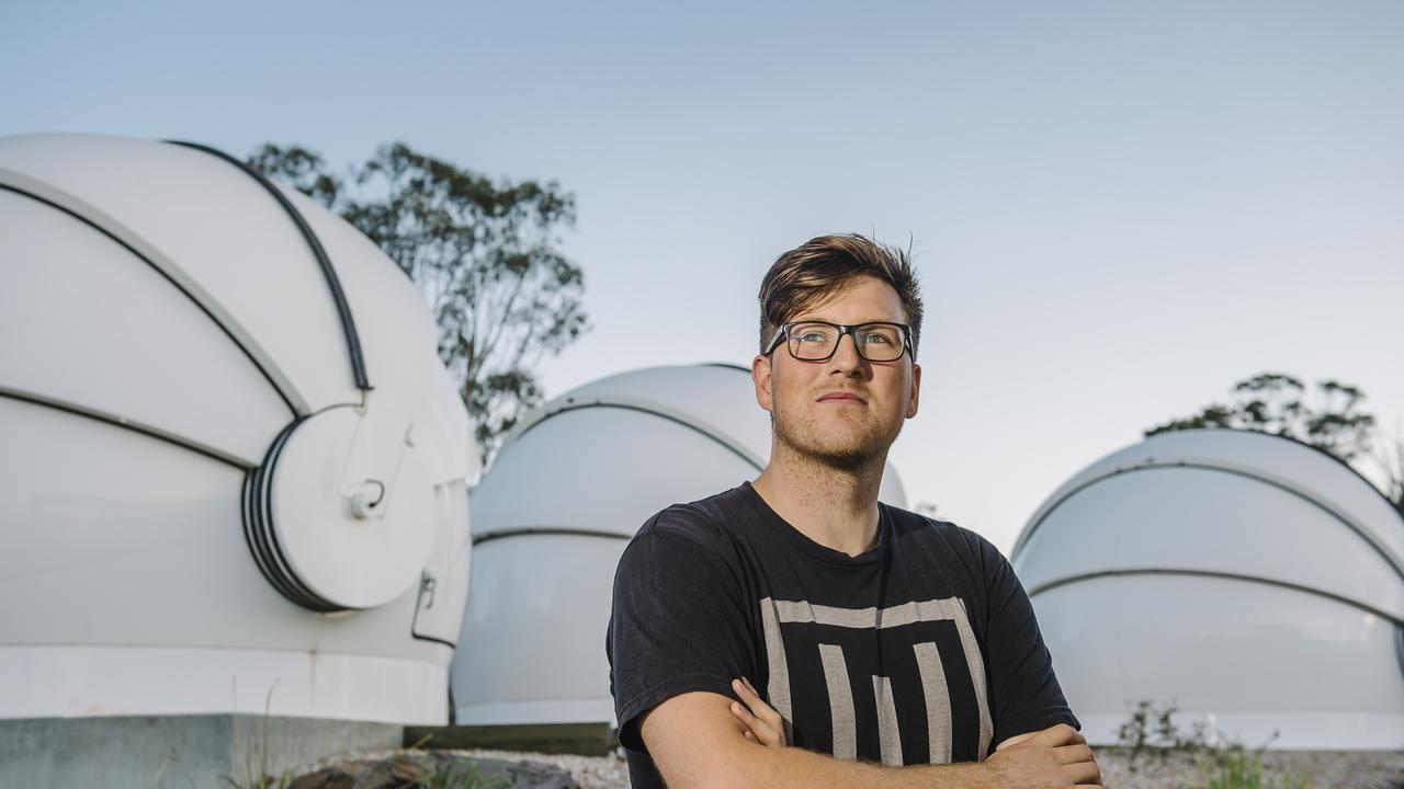 THE FINAL FRONTIER: Jake Clark has been awarded a Fulbright scholarship.