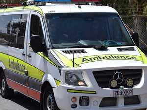 Motorist hospitalised after New England Highway crash