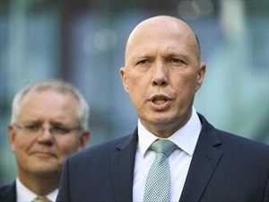 Dutton slams social media bosses