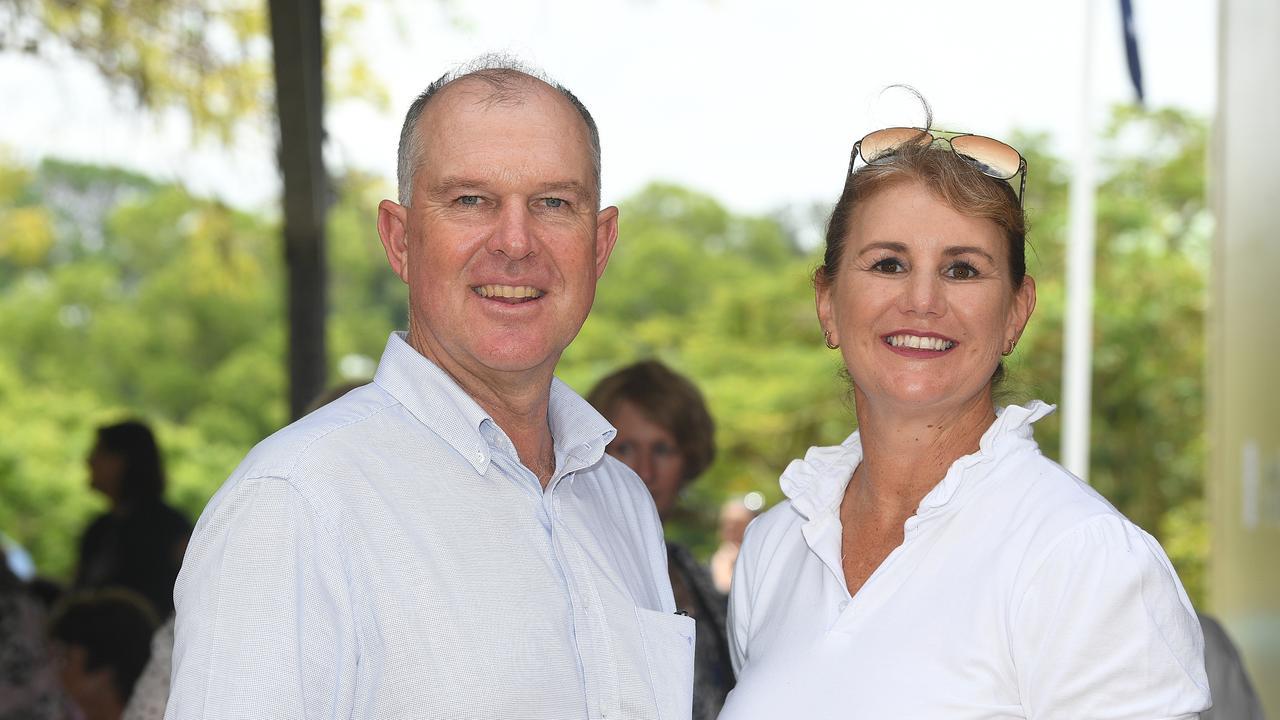 Tony and Michele Perrett.