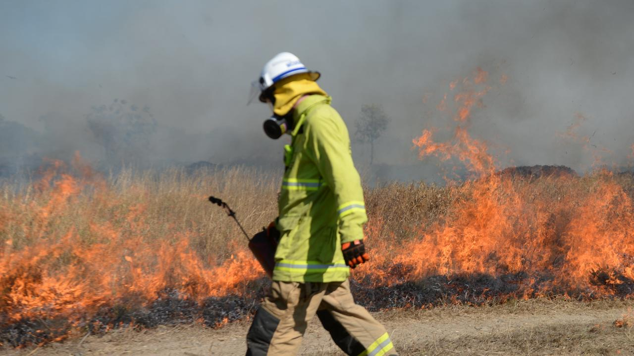 Queensland Fire and Emergency Services are on the scene of three fires that have broken out in the Gympie region today.