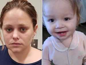 Desperate search for missing mum and toddler