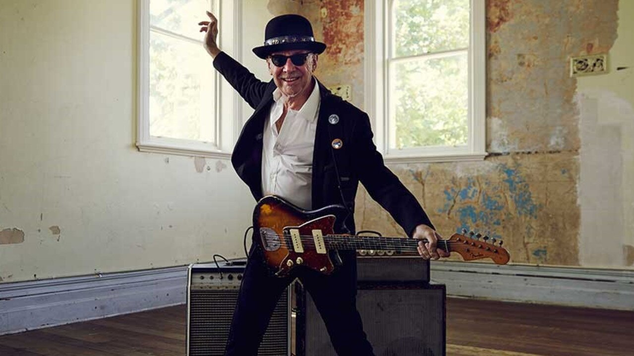 Legendary Aussie rocker Russell Morris is coming to the Malt Shovel Taphouse, Birtinya. Picture: Contributed