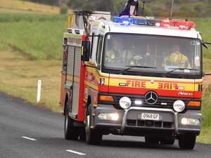 Crews on site at Kumbarilla State Forest bushfire