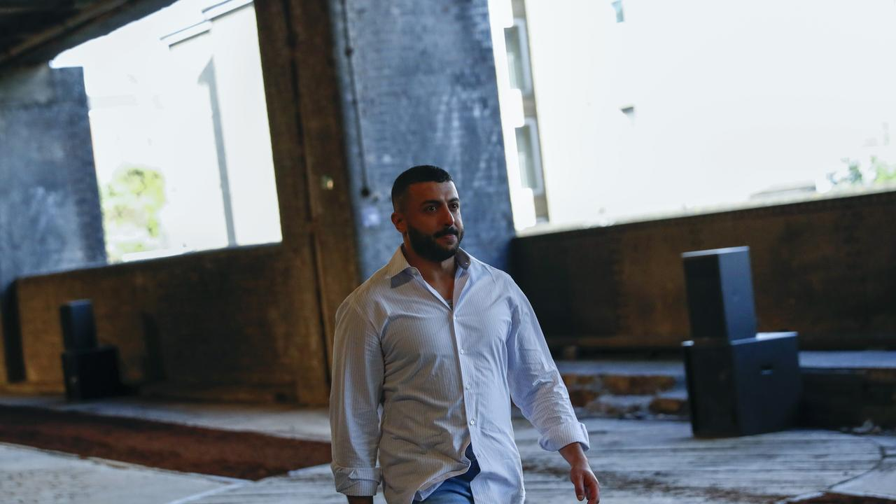 Designer Khalid bin Sultan Al Qasimi walks the runway at the Qasimi show during London Fashion Week Men's June 2019 on June 08, 2019 in London, England. Picture: John Phillips/BFC/Getty Images