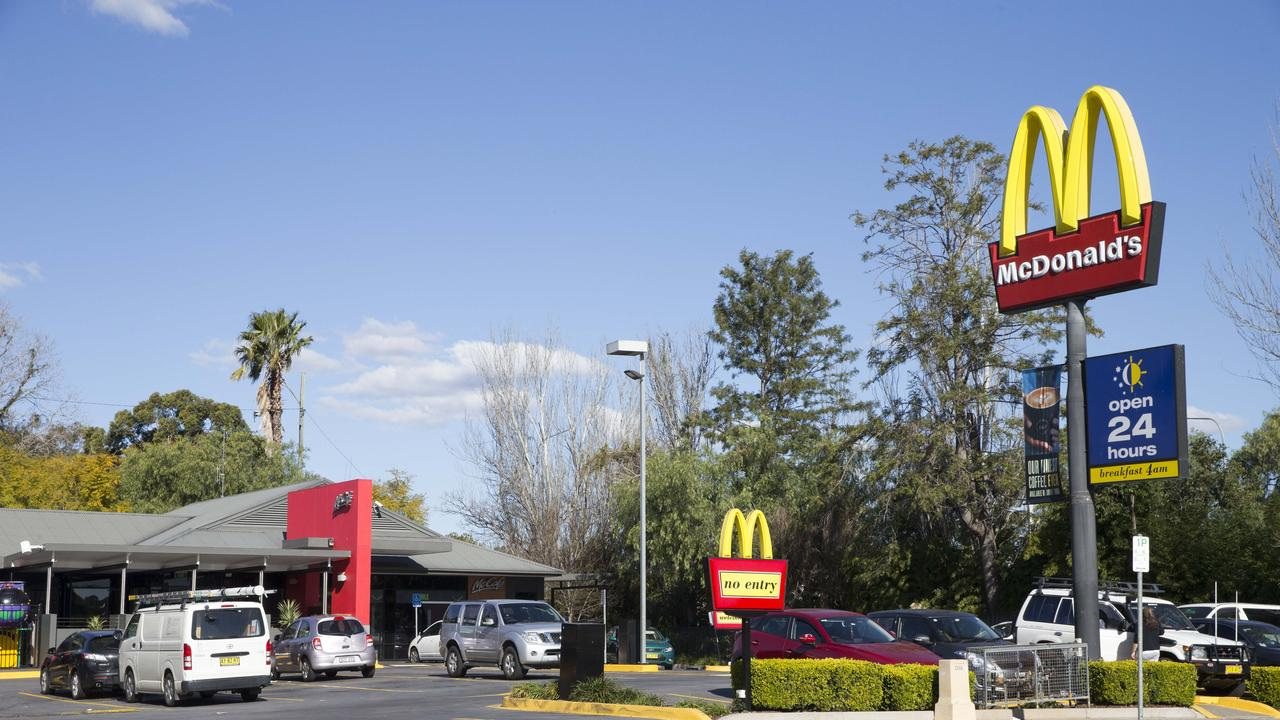 JUST MAYBE: Residents in Biloela shouldn't rule out the possibility of McDonald's setting up shop in town.