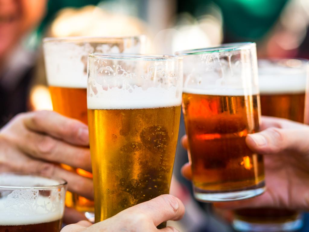 Going for a drink the morning after a big night might seem like a good idea, but there's no truth to the 'hair of the dog' theory. Picture: iStock