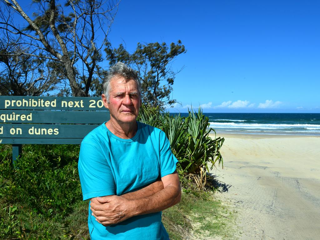 Noosa councillor Frank Pardon has been found guilty and will be sentenced on Friday.