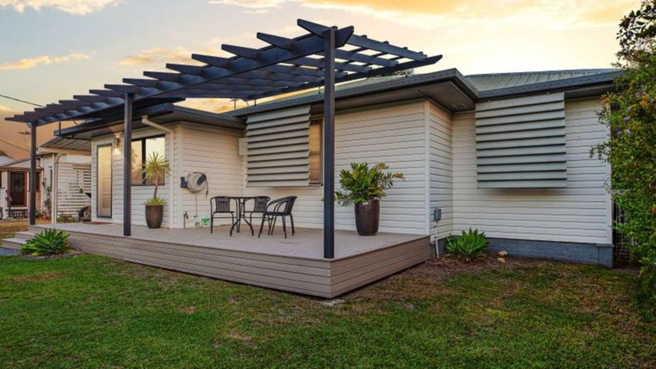 A fully renovated home at a great price is available at 13 Douglas St, West Mackay.