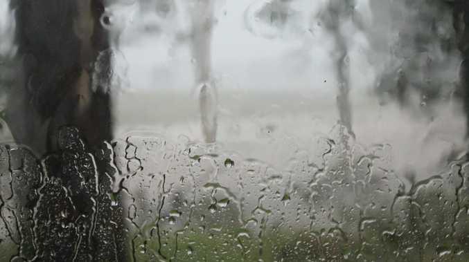 Good things come in threes: Rain on radar