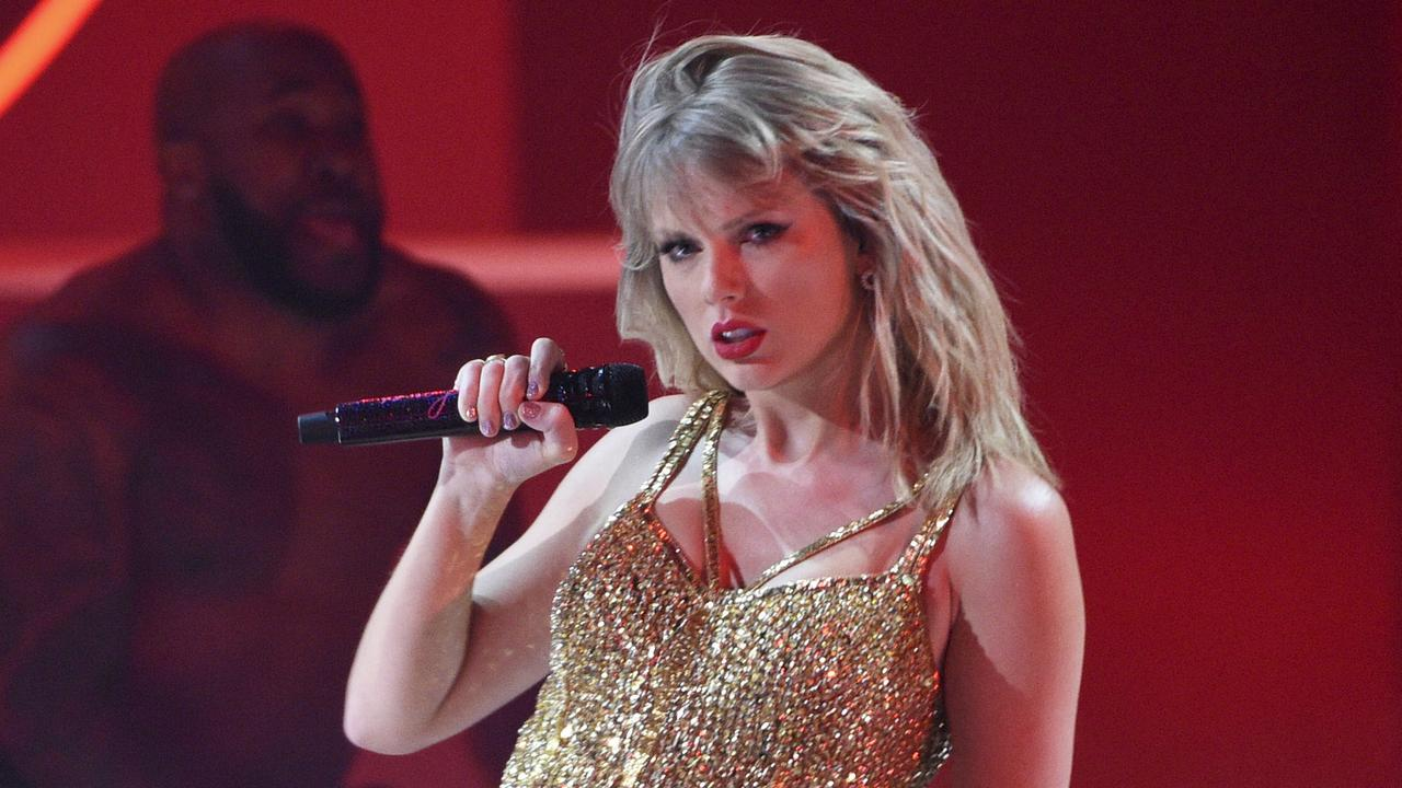 Is Taylor Swift's Me! the worst first single from a major star this year? Pic: Chris Pizzello/Invision/AP
