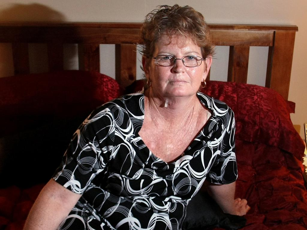 Linda Walsh won an anti-discrimination case against St Vincent De Paul. Picture: News Corp Australia