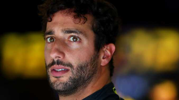 'F--- you guys': moment that pushed Ricciardo out