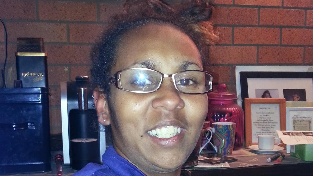 Kardell Lomas, found dead in a Raceview backyard was believed to be heavily pregnant, with just weeks till she had to give birth