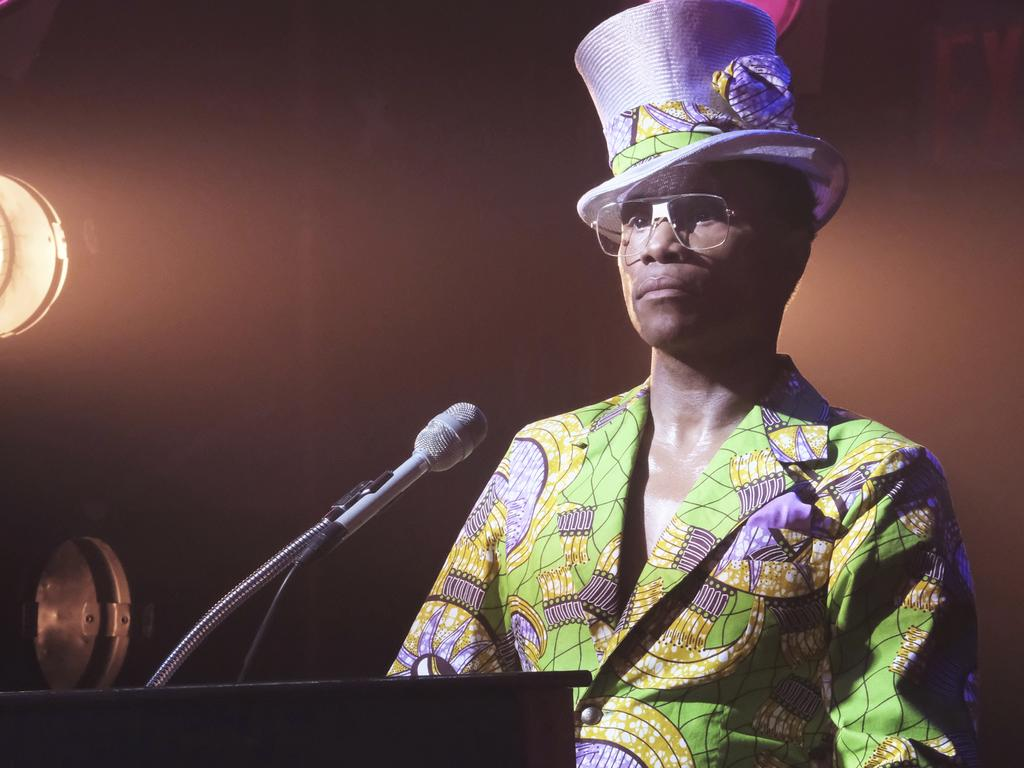Billy Porter in a scene from Pose. Picture: AP