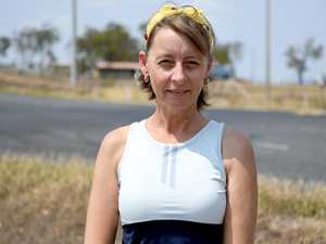 Bouldy motorist: 'I had to put the brakes on'